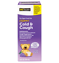 Childrens Cold and Cough