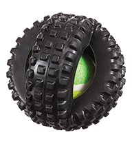 Tire Bal Dog Toy